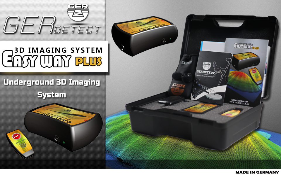 Easy Way Device3D Imaging System