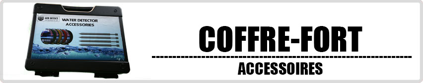 FRESH RESULT 2 System Coffre-fort accessoires