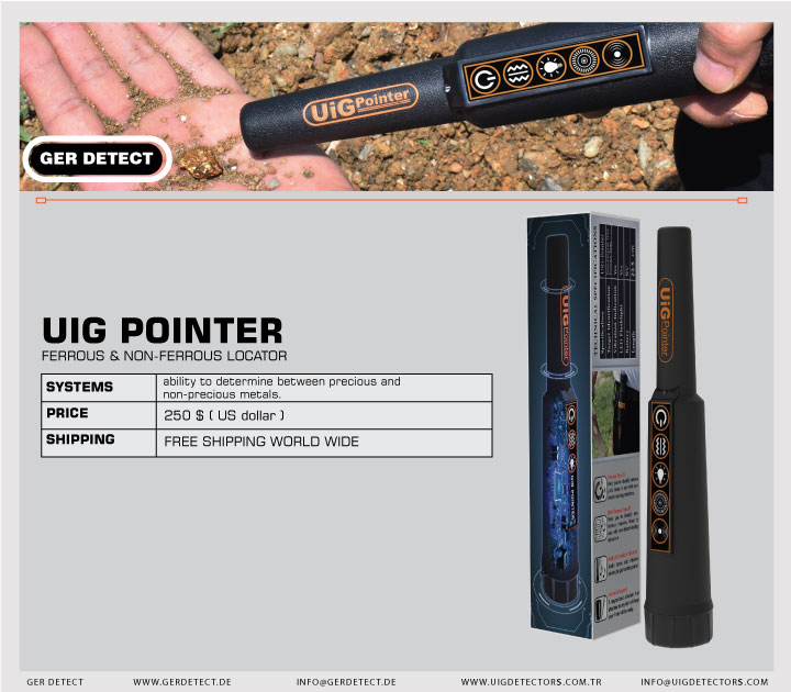 >Brochure for UIG POINTER Device