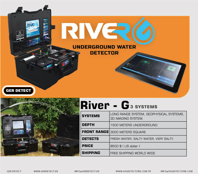 Brochure for RIVER G device