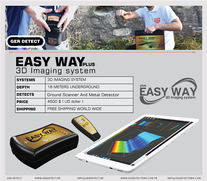 Folleto para el dispositivo EASY WAY PLUS