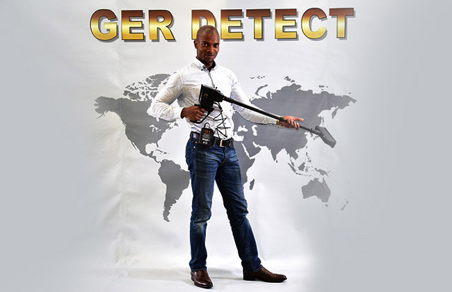 Deep Seeker Device Five search systems in one device to detect internal treasures