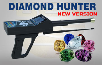 Diamond Hunter جهاز