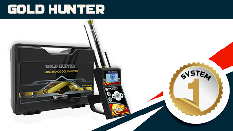 Gold Hunter Device Long Range Locator