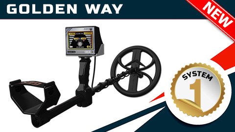 Golden way Advanced Automatic (VLF) System
