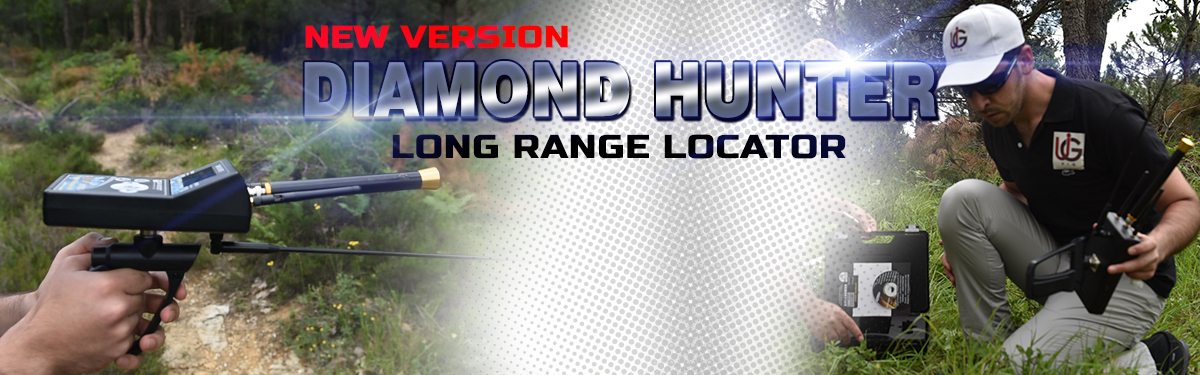 underground diamond locator