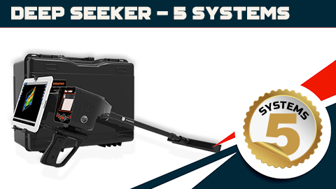 GER DETECT Deep Seeker Professional
